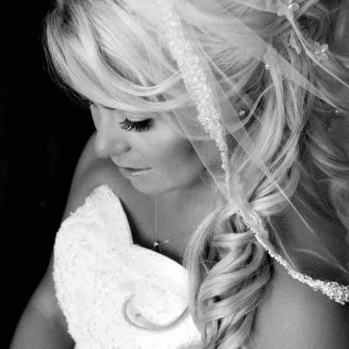 Hair Style Algarve Wedding