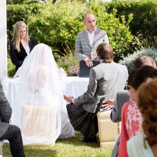 Civil ceremony Algarve