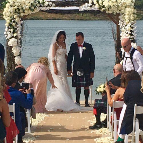 Bannatyne wedding ceremony Algarve