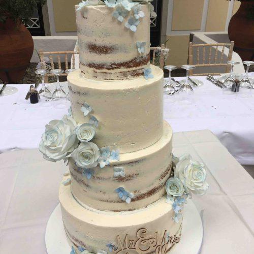 Algarve Weddings Cake