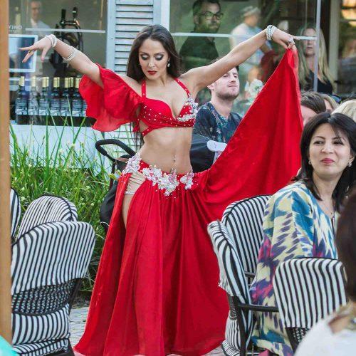 Belly Dancer Algarve Wedding